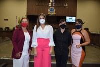 As mulheres no Legislativo de Montes Claros