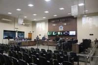 Câmara aprova projetos do Executivo e do Legislativo
