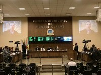Câmara aprova projetos do Executivo municipal