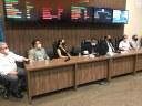 Câmara debate melhoria da estrutura de acesso ao Parque Lapa Grande