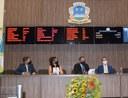 Câmara realiza primeira sessão plenária do ano e compõe Comissões Permanentes