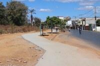 Vereadores destacam importância da pista de caminhada do São Judas